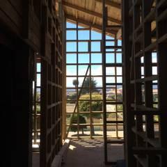 Tabiqueria Piso 02: Casas de estilo  por Loberia Arquitectura, Clásico