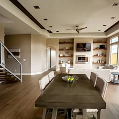 Dining room by Barem Global | Unıted Brokers,