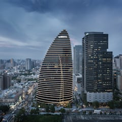 Study/office by Architecture by Aedas,