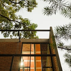 Passive house by Taller del patio,