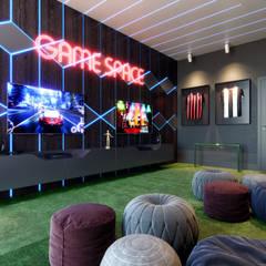 Ruang Multimedia oleh Bona Studio 3D, Klasik