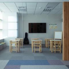 Offices & stores توسط昕益有限公司, مینیمالیستیک