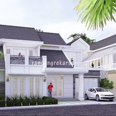 Mr. Syarman House: Rumah tinggal  oleh Rancang Reka Ruang, Modern