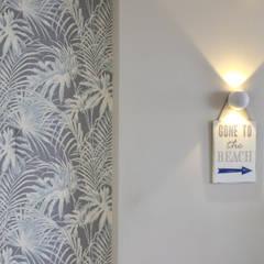 Koridor dan lorong oleh Studio ARCH+D