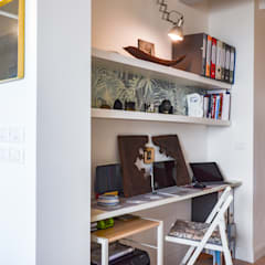 Ruang Kerja oleh Studio ARCH+D, Modern