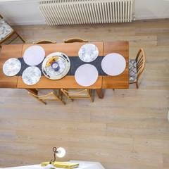 Ruang Makan oleh Studio ARCH+D