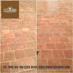 Floors by Omah Genteng, Country Bricks