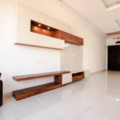 Modern living room by U and I Designs Modern