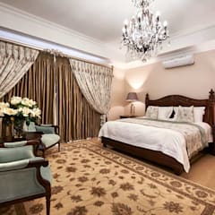 Bedroom by Da Rocha Interiors,