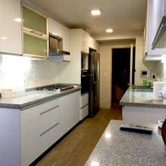 Kitchen units by AOG,