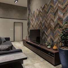 منازل التراس تنفيذ Fernanda Patrão Arquitetura e Design