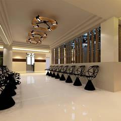Projekty,  Szpitale zaprojektowane przez Designer M  - by Ar Sameem,