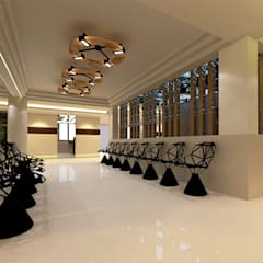 Hospitals by Designer M  - by Ar Sameem, Modern