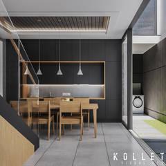 : Ruang Makan oleh Kolletra Visual Studio,