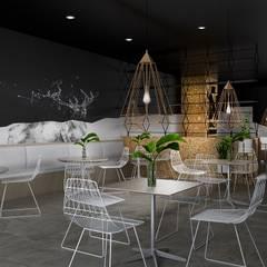 Ruang Komersial oleh Yellow Studio 27