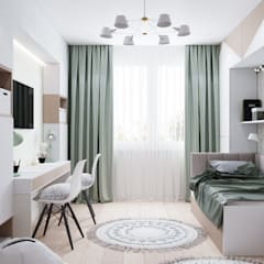 by CUBE INTERIOR Minimalist