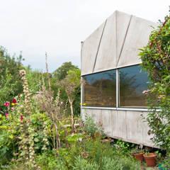 Casitas de jardín de estilo  por AMUNT Architekten in Stuttgart und Aachen,