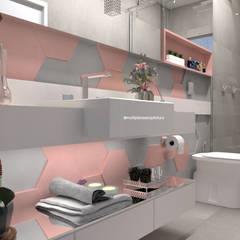 Classic style bathroom by Multiplanos Arquitetura Classic