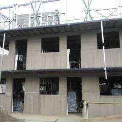 مدارس تنفيذ Casa Prefabricada en Mexico.,
