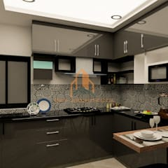Kitchen units by Sky architects, Classic