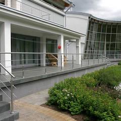 منزل ريفي تنفيذ Роман Леонидов - Архитектурное бюро