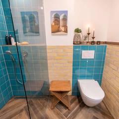 Baños de estilo  por Banovo GmbH, Asiático Azulejos