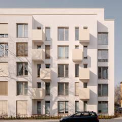 SEHW Architektur GmbHが手掛けた二世帯住宅,