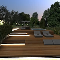 Garden Pool by Form Arquitetura e Design,