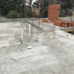 Flat roof by LOSARYD,