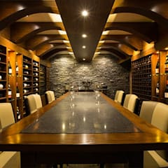Wine cellar by MAPICS,