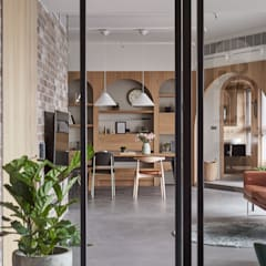 Pintu oleh CONCEPT北歐建築, Skandinavia
