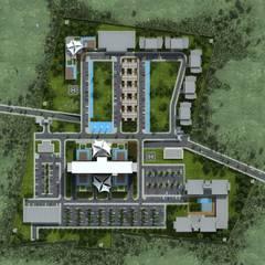 Hospitals by ms mimarlık, Modern