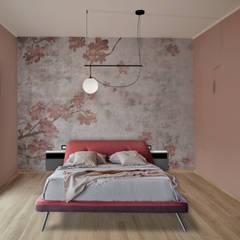 Bedroom by Architetto Marina Sinatra, Asian