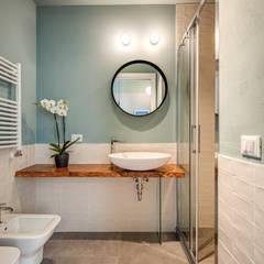 ห้องน้ำ โดย MOB ARCHITECTS, โมเดิร์น