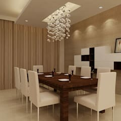 Dining room by De Panache , Modern