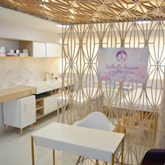Clinics by Arquit&thai, Modern Wood Wood effect