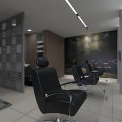 Ruang Komersial oleh Arquiteta Adrieli Parente
