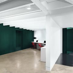 Offices & stores by KINGDOM, Industrial
