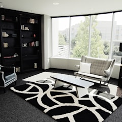 Conejo Valley Progressive Urban Workspace:  Office buildings by KINGDOM, Industrial