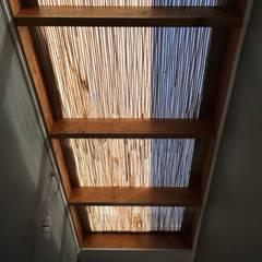 سطح مستوي / رووف مستوي تنفيذ Casas Metal,