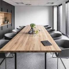 قاعة مؤتمرات تنفيذ PLASS Arquitectura & Construcción,