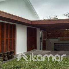 Event venues توسطitamar ltda, مدیترانه ای چوب Wood effect