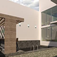 مسبح تنفيذ PV Arquitectura , تبسيطي