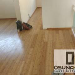 Floors by Muebles Sobre Diseño y Acabados Osuna, Classic Bamboo Green