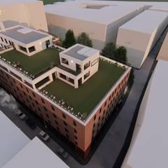 Hospitals by Alfaro Arquitecto 3A3, Modern