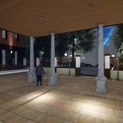 Rumah Sakit oleh Alfaro Arquitecto 3A3, Modern