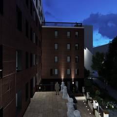 Rumah Sakit oleh Alfaro Arquitecto 3A3, Kolonial