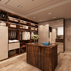 Ruang Ganti Modern Oleh Alpha Details Modern