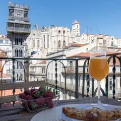 Hotels by Inêz Fino Interiors, LDA, Minimalist