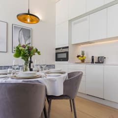 Prima Collection - Santa Justa 79 Apartments por Inêz Fino Interiors, LDA Minimalista